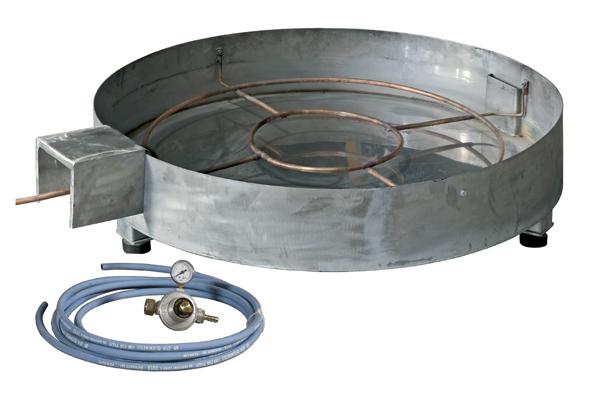 Vasca per addestramento squadre antincendio rotonda - Kit misuratore di pressione e portata idranti prezzo ...