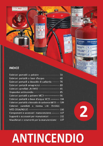 Catalogo Antincendio - Emme Antincendio Srl