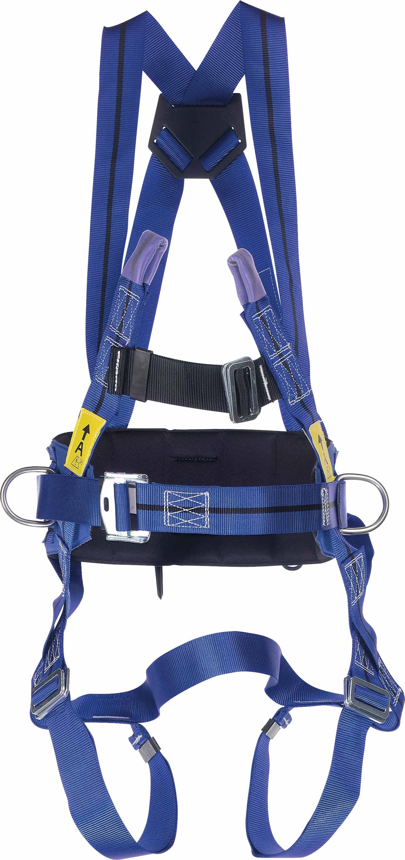 Imbracatura con 2 punti di attacco dorsale e sternale con - Kit misuratore di pressione e portata idranti prezzo ...
