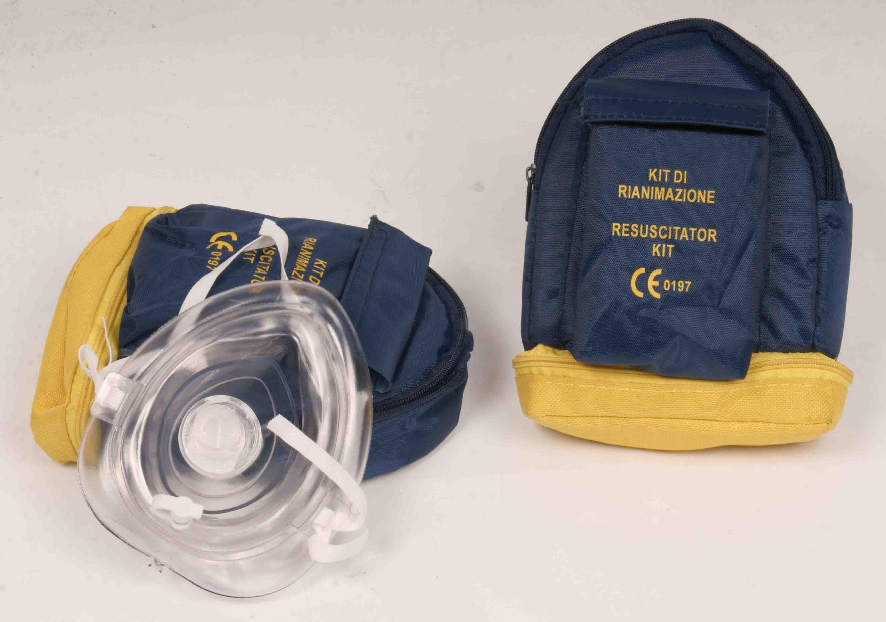 Pocket mask maschera rianimazione bocca bocca in borsetta - Kit misuratore di pressione e portata idranti prezzo ...