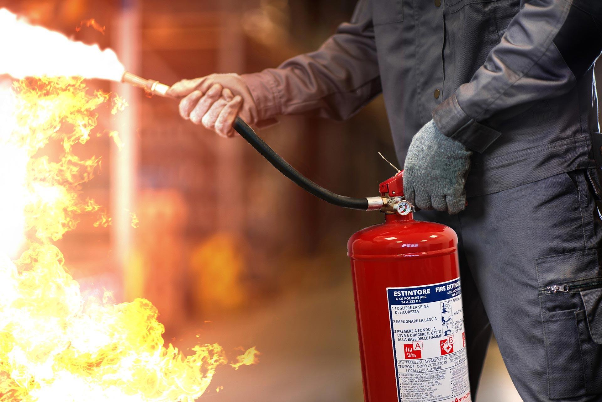 Emme Antincendio Srl Produzione Estintori Omologati