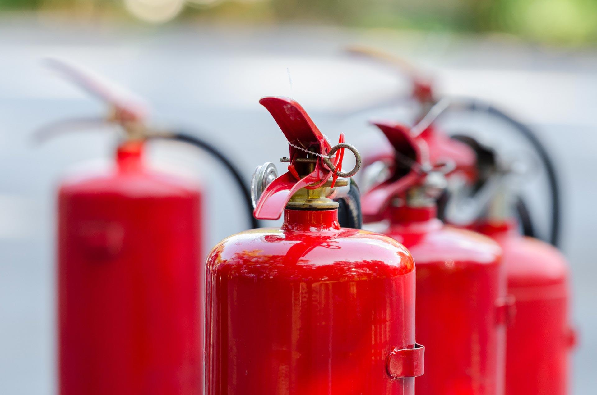 Emme Antincendio Srl - Producteur d'extincteurs certifiés