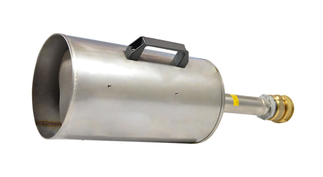 Lancia schiuma portatile media espansione uni 70 lt 400 - Kit misuratore di pressione e portata idranti prezzo ...