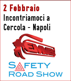 Safety Road Show - Napoli - Emme Antincendio Srl