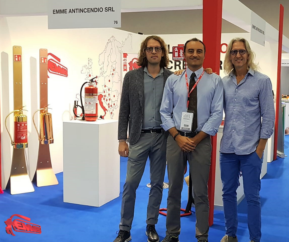Emme Antincendio al Safety Expo 2018!