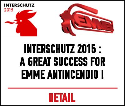 Intershutz exhibition 2015