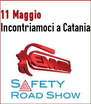 Safety Road Show - Catania - Emme Antincendio Srl