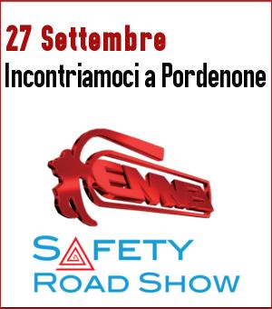 Safety Road Show - Pordenone - Emme Antincendio Srl